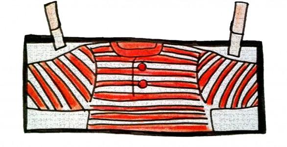 camisita roja